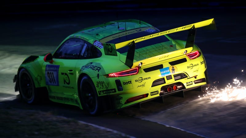 Illustration for article titled The Nürburgring 24 Hours Is Too Incredible To Miss So Here's How To Watch