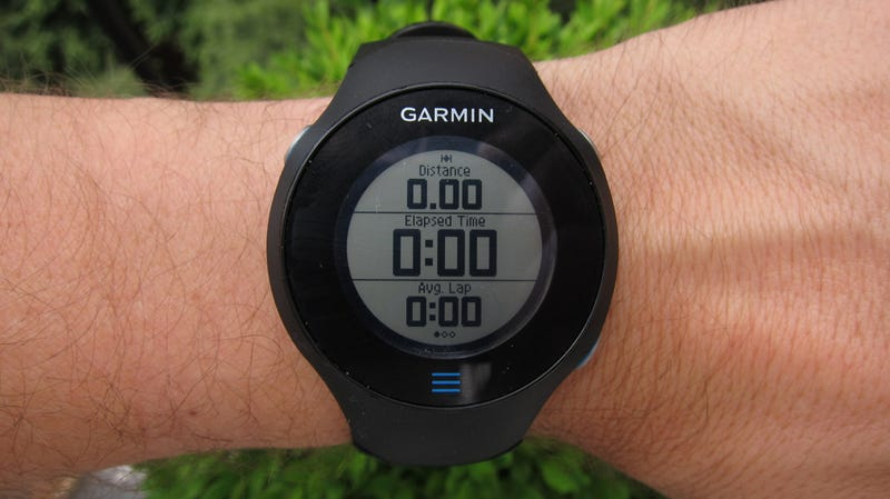 Illustration for article titled Garmin Forerunner 610 Runs Fast But Touched Me In a Bad Place