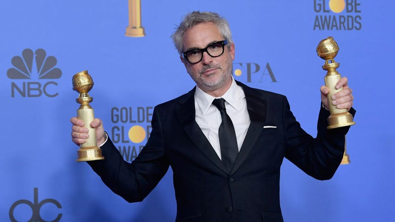 Illustration for article titled Alfonso Cuarón has no time for people mad about Roma coming from Netflix