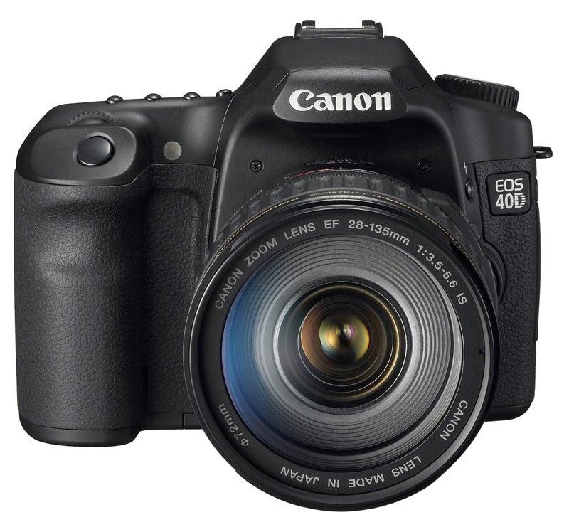 canon eos 40d fires 6 5 frames per second at 10 1mp rh gizmodo com
