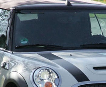 Illustration for article titled 2009 Mini Cooper S Convertible Caught In The Wild