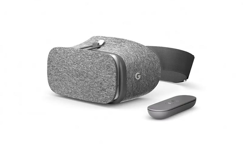 Illustration for article titled Google DayDream View: El nuevo visor de realidad virtual de Google está hecho de tela