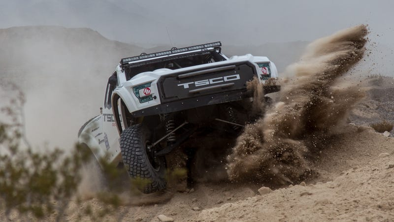 Illustration for article titled Here's How to Watch the 2019 Mint 400 Off-Road Race