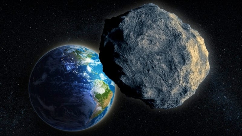 Illustration for article titled US government holds hearings on what to do about asteroid defense