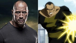 Illustration for article titled The Rock Confirms He Will Be Black Adam, Not Shazam