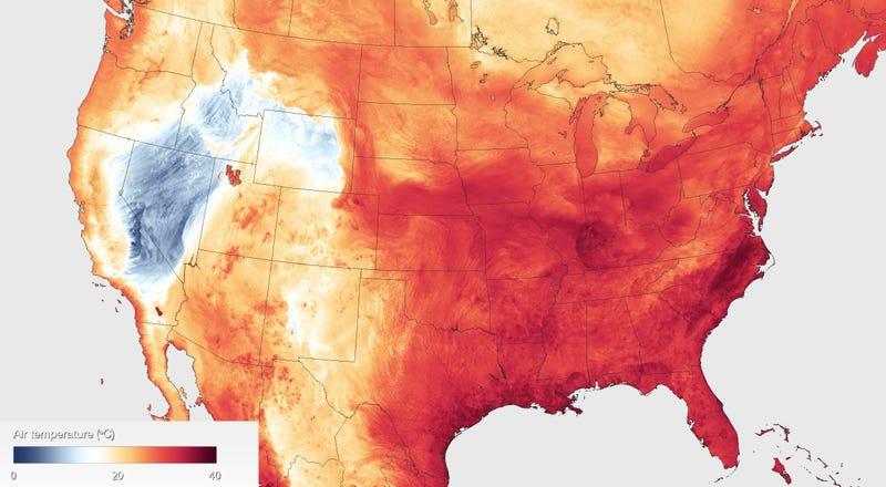Image: NOAA / Gizmodo