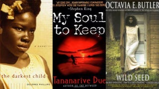 The Darkest Child, by Delores Phillips; My Soul to Keep, by Tananarive Due; Wild Seed, by Octavia ButlerAmazon.com