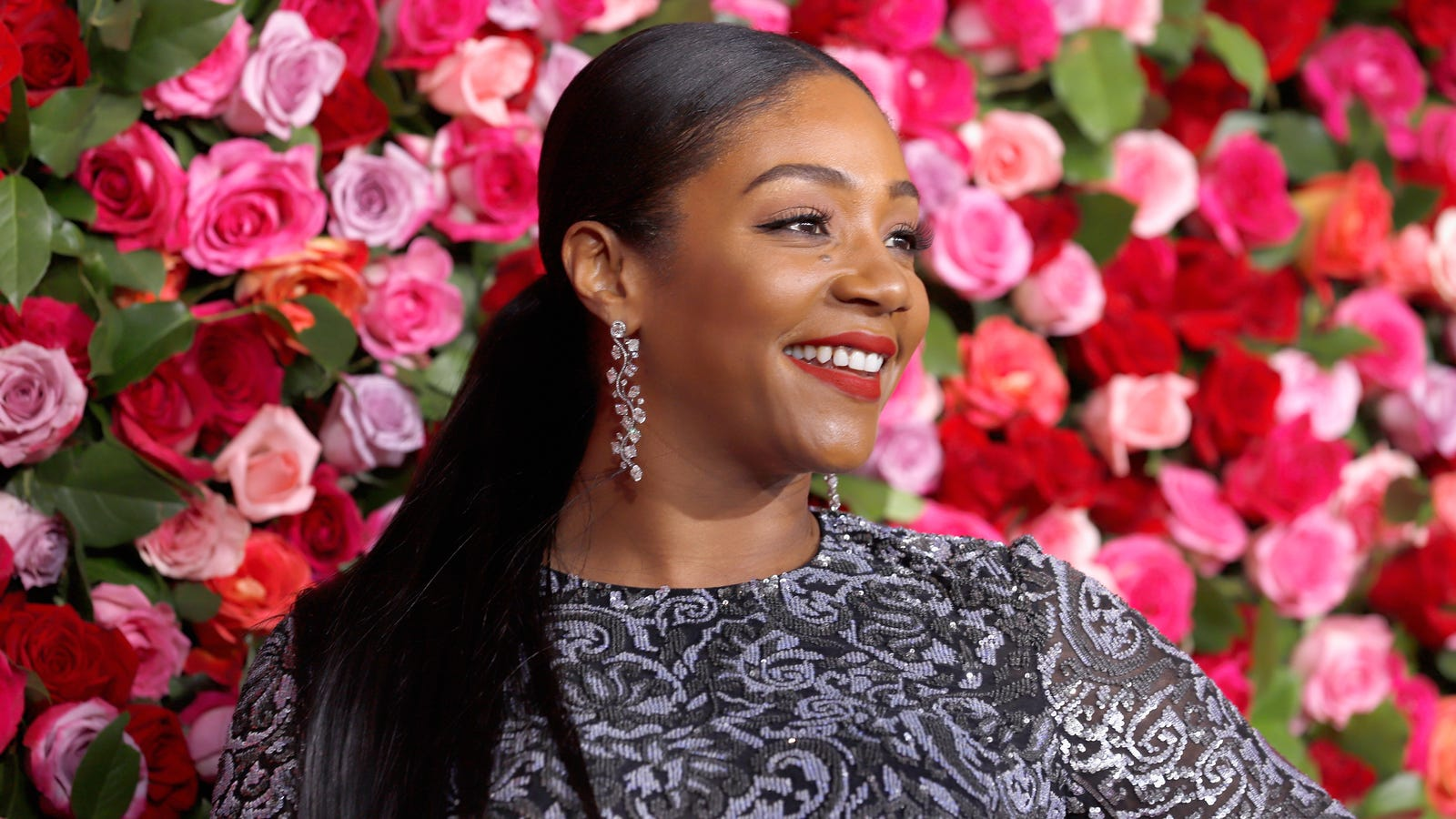 Tiffany Haddish says she knew Roseanne Barr was racist years ago