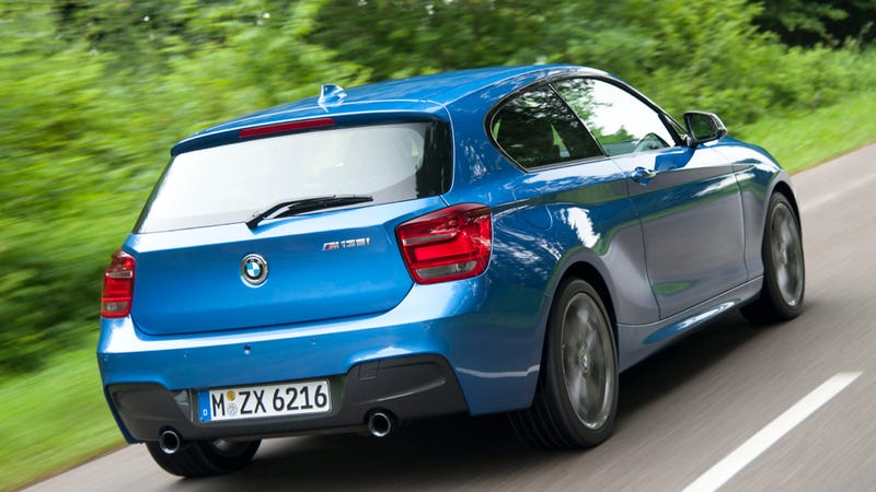 This Is What A Modern BMW Sounds Like When Engine Sounds
