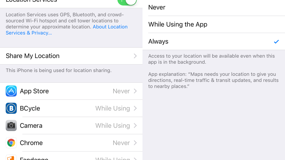 Update Your Accuweather App To Stop Sharing Your Location Data