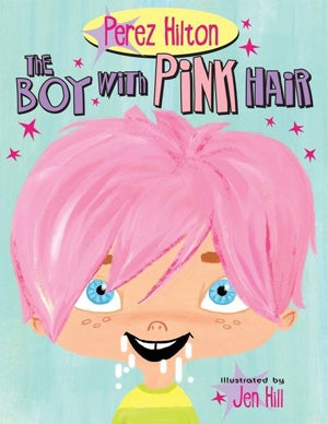 Illustration for article titled Perez Hilton To Publish Children's Book