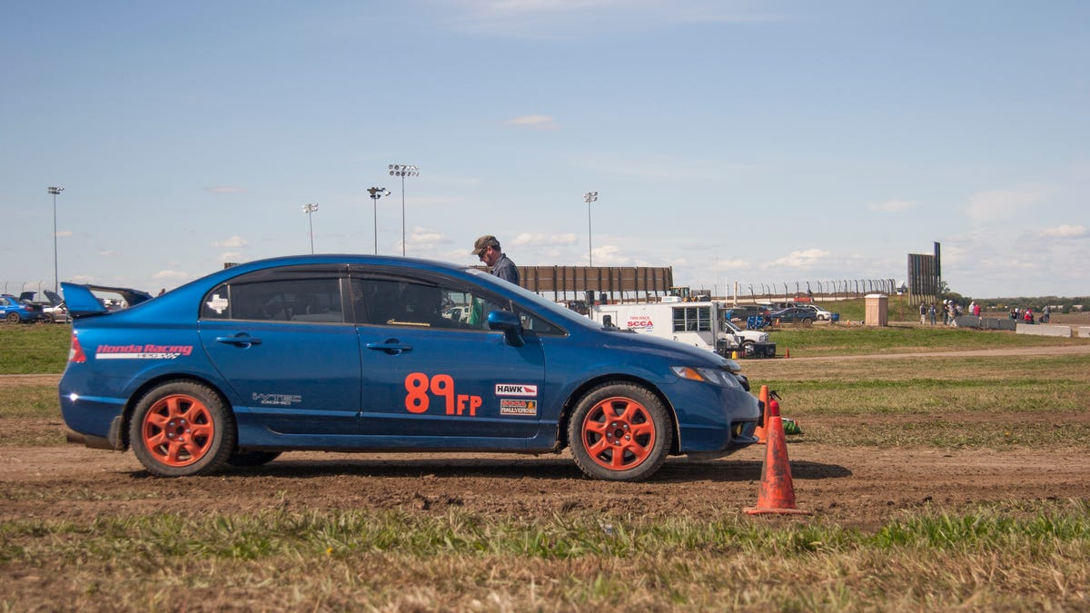 Cheap And Dirty: Why Rallycross Is The Best Deal In Racing