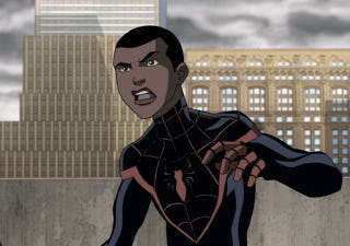 Illustration for article titled Donald Glover Is The Perfect Miles Morales On Ultimate Spider-Man
