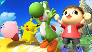 Illustration for article titled Super Smash Bros. Screenshots Are Just The Best
