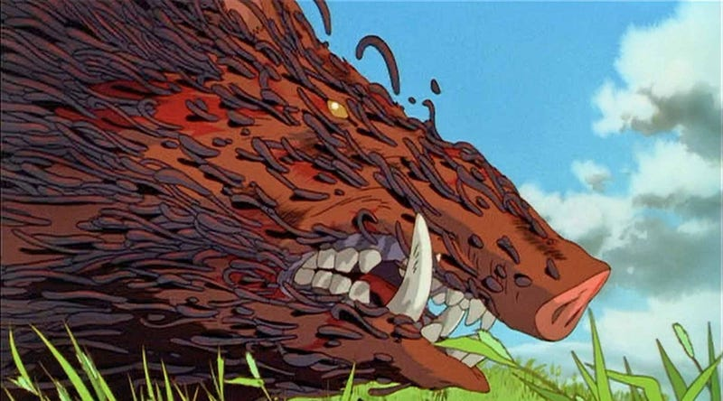 Image: Princess Mononoke