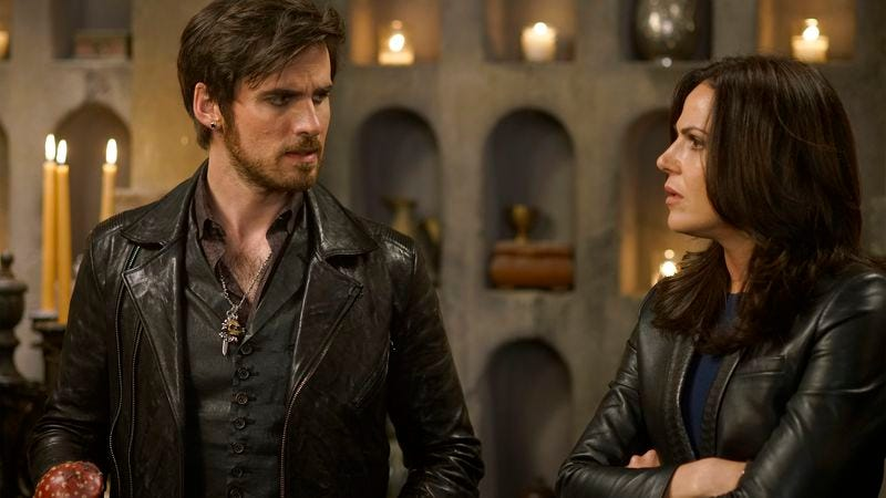 """Illustration for article titled Once Upon A Time fails to hang a whole episode on """"The Bear And The Bow"""""""