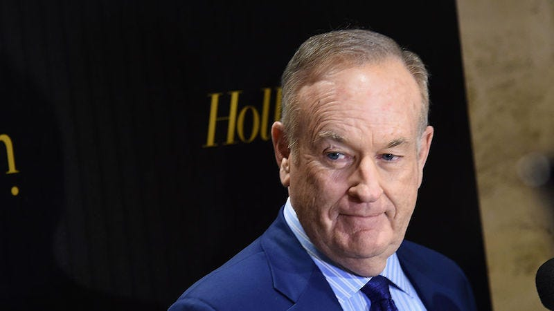 O'Reilly sued by woman who settled harassment claims