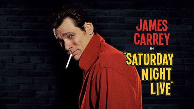 Illustration for article titled Jim Carrey will reportedly host SNL for a third time