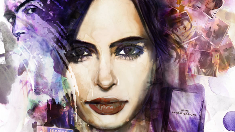 Illustration for article titled We Almost Got An Incredibly Different Version Of Jessica Jones