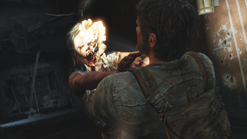 Illustration for article titled The Last Of Us' Infected Enemies Are Fast, Fungal and Damn Frightening to Look at