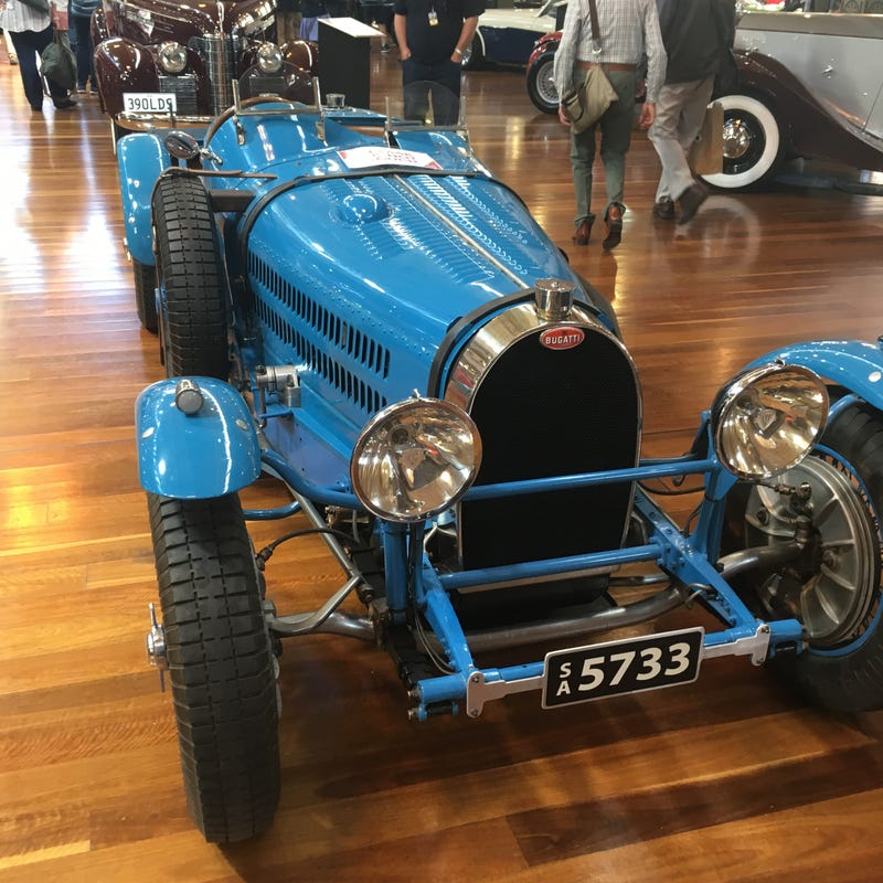 Illustration for article titled Bugatti