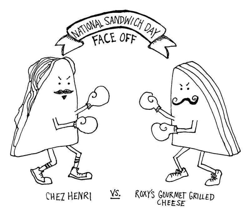 Illustration for article titled The Great Sandwich Debate: GT Edition