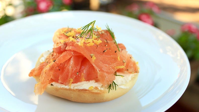 Making cured salmon gravlax at home lets paupers eat like kings