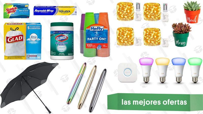 Illustration for article titled Las mejores ofertas de este jueves: iPhone X de segunda mano, monitor Samsung, $10 de descuento en Walmart y más