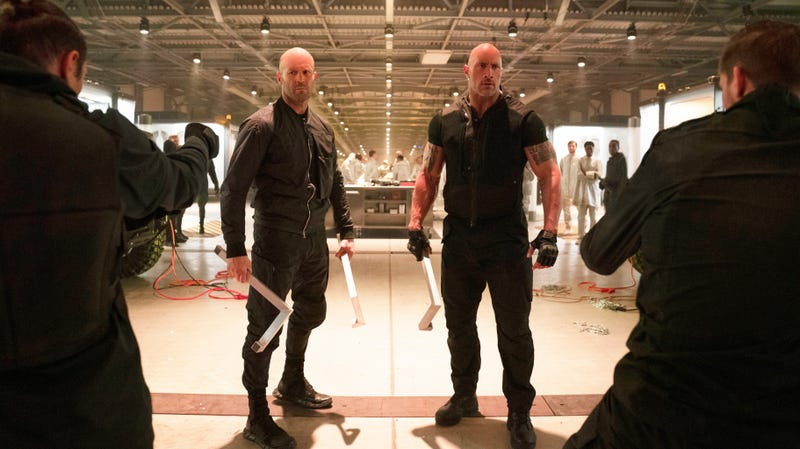 Illustration for article titled Weekend Box Office: Hobbs & Shaw cling to the top spot
