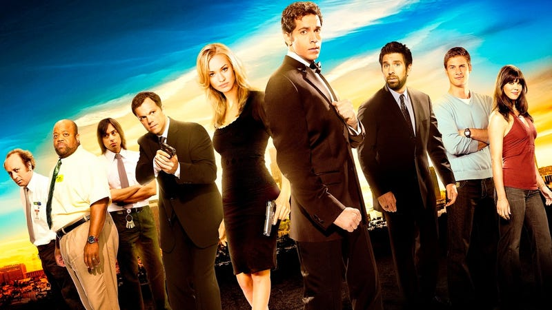 Chuck: The Complete Series, $40