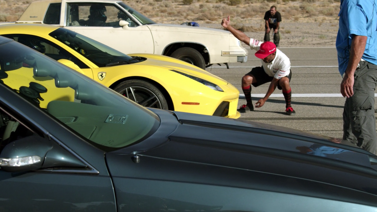 What Netflix\'s Fastest Car Gets Wrong