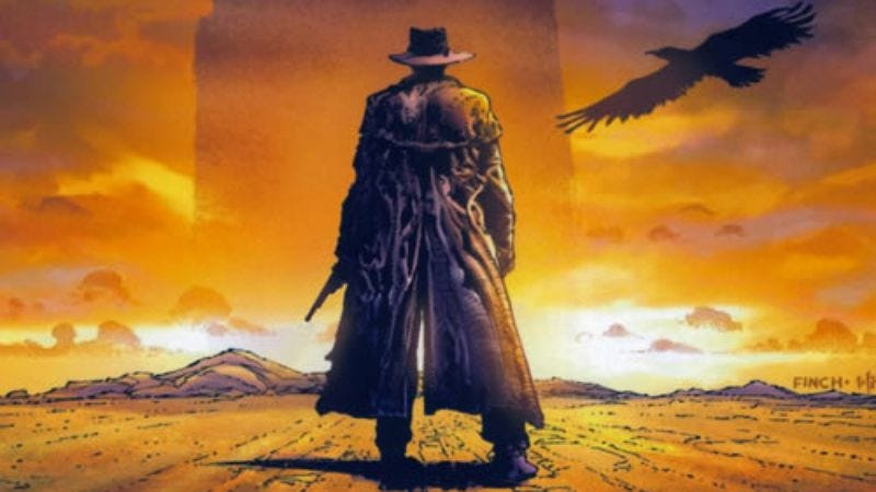 Illustration for article titled Universal delays (but doesn't officially drop) The Dark Tower