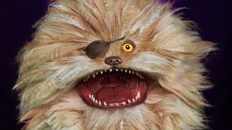 tfw you hear Sigourney Weaver's gonna be in Dark Crystal.