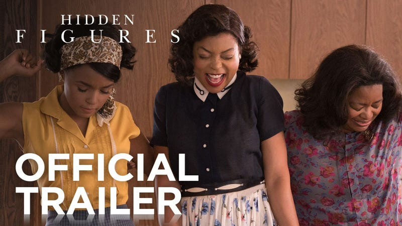 Watch Taraji P. Henson in the Hidden Figures Trailer About ...