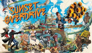 Illustration for article titled TAY Game Night: Sunset Overdrive(Xbox One)