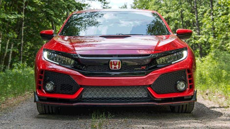 Exceptionnel Youu0027ll Never Guess Why The 2017 Honda Civic Type R Has This Off Center Vent