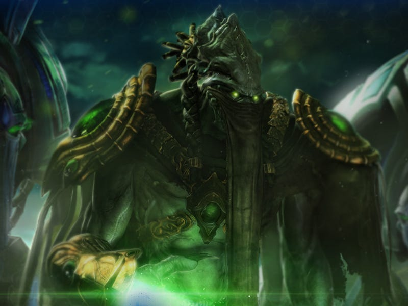 Illustration for article titled StarCraft II Is Going Free-To-Play