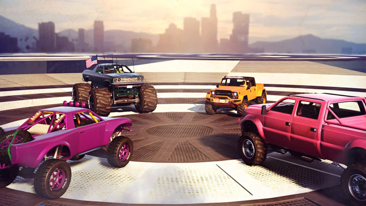 GTA Online's Remixed Modes Shake Up The Game