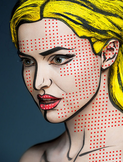 Illustration for article titled Calling all GT make-up fanatics!