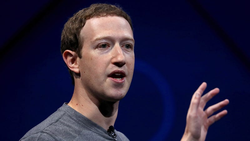 Illustration for article titled Mark Zuckerberg Promises That Misuse Of Facebook User Data Will Happen Again And Again