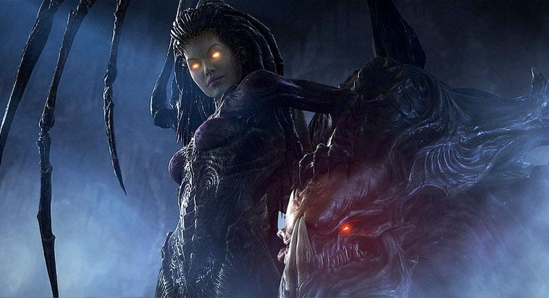 Illustration for article titled Starcraft II's First Month Sales Are In