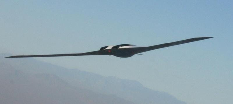 Illustration for article titled Why Did Lockheed Blow Up Its Own Prototype UAV Bomber?