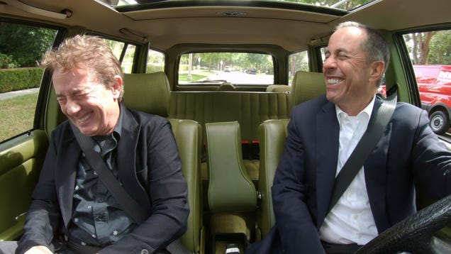 Netflix announces premiere date for new season of Comedians In Cars Getting Coffee