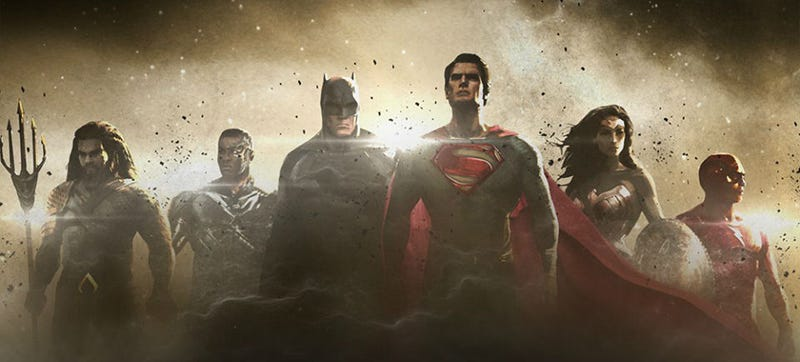 Illustration for article titled Warner Bros. Is Sticking With Zack Snyder for Justice League No Matter What
