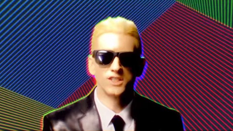 "Eminem - ""Rap God"" (Screenshot: YouTube)"
