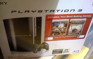 Illustration for article titled Target Confirms New PlayStation 3 Greatest Hits Bundle