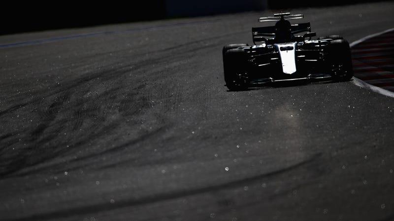 Valtteri Bottas at the Russian Grand Prix. Photo credit: Dan Istitine/Getty Images
