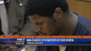James C. Brown, of suburban Detroit, was convicted Friday in 'Backpage Murders.'Fox 2 News