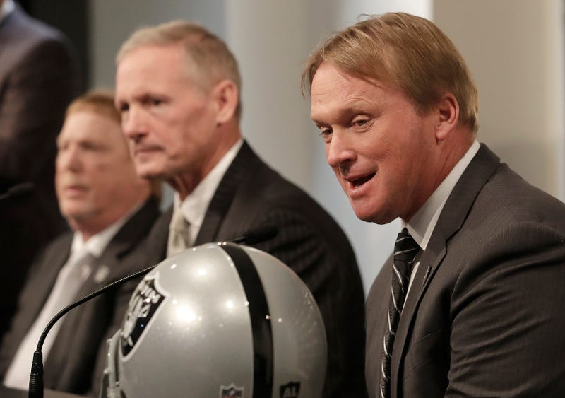 Report: Raiders Front Office Is Paranoid, Preparing To Clean House, Totally In Character