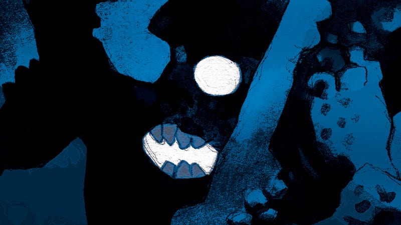 Illustration for article titled What The Hell Is This Crazy Monster, Designed by Hellboy'sMike Mignola?